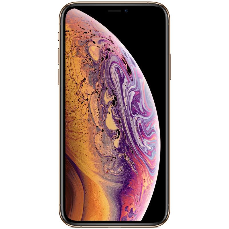 Смартфон Apple iPhone XS Max 64 ГБ золотистый