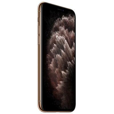 Смартфон Apple iPhone 11 Pro Max 256 ГБ золотистый