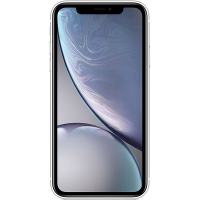 Смартфон Apple iPhone XR 128 ГБ белый