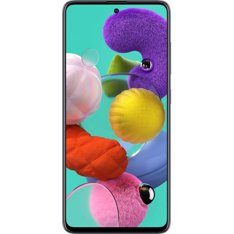 Смартфон Samsung Galaxy A51 6/128 ГБ черный