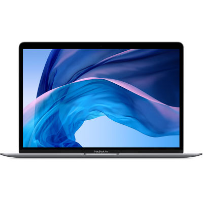 "13,3"" Ноутбук Apple MacBook Air (MVH22RU/A) серый"