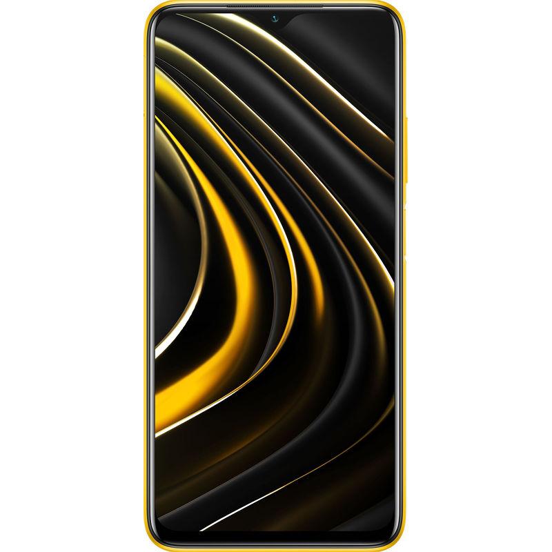 Смартфон Xiaomi Poco M3 4/128 Гб желтый