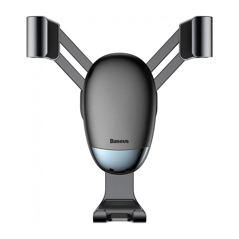 Автомобильный держатель Baseus Mini Gravity Holder черный