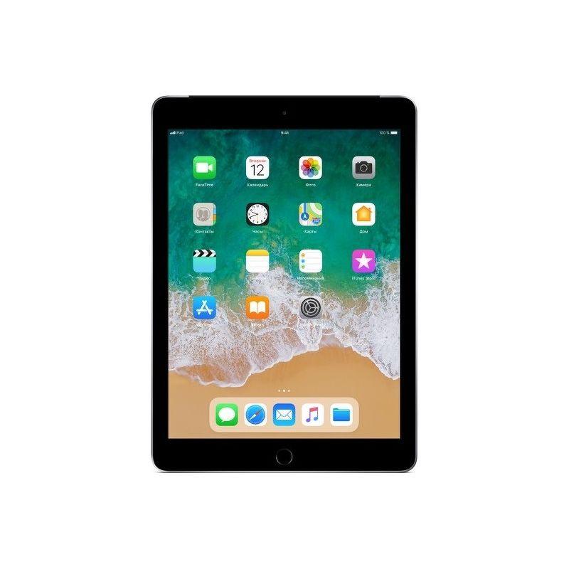"9.7"" Планшет Apple iPad 2018 32 ГБ Wi-Fi серый"