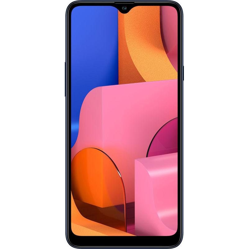 Смартфон Samsung Galaxy A20s 3/32 ГБ синий
