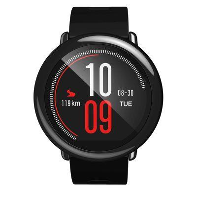 Смарт-часы Xiaomi Amazfit Pace черный с черным ремешком