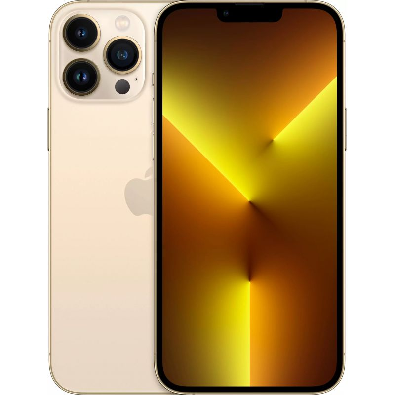 Смартфон Apple iPhone 13 Pro Max 256 ГБ золотистый