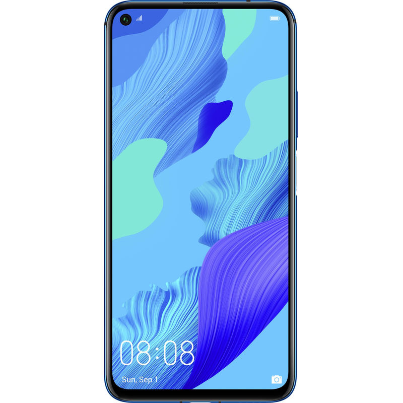 Смартфон Huawei Nova 5T 6/128 ГБ синий