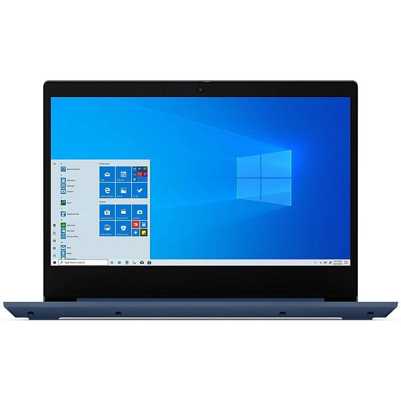 """14"""" Ноутбук Lenovo IdeaPad 3 14ADA05 (81W000KQRU) синий"""