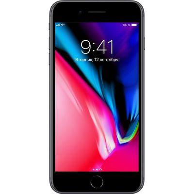 Смартфон Apple iPhone 8 Plus 128 ГБ серый