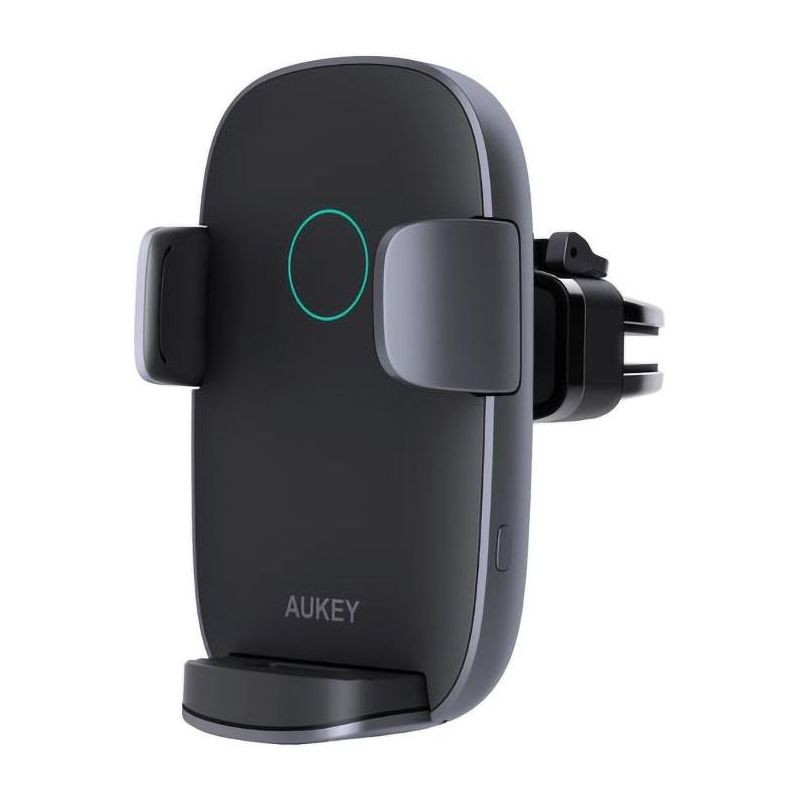 Автомобильный держатель Aukey Navigator Wind II Wireless Charging HD-C52