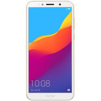 Смартфон Honor 7A 2/16 ГБ золотистый