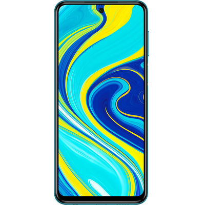 Смартфон Xiaomi Redmi Note 9S 4/64 ГБ синий