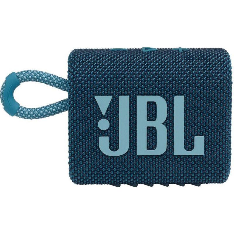 Портативная колонка JBL GO 3 синий