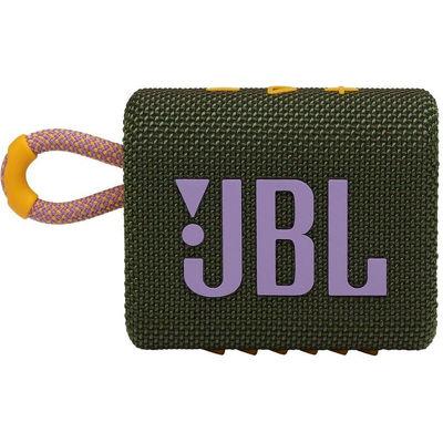 Портативная колонка JBL GO 3 зеленый