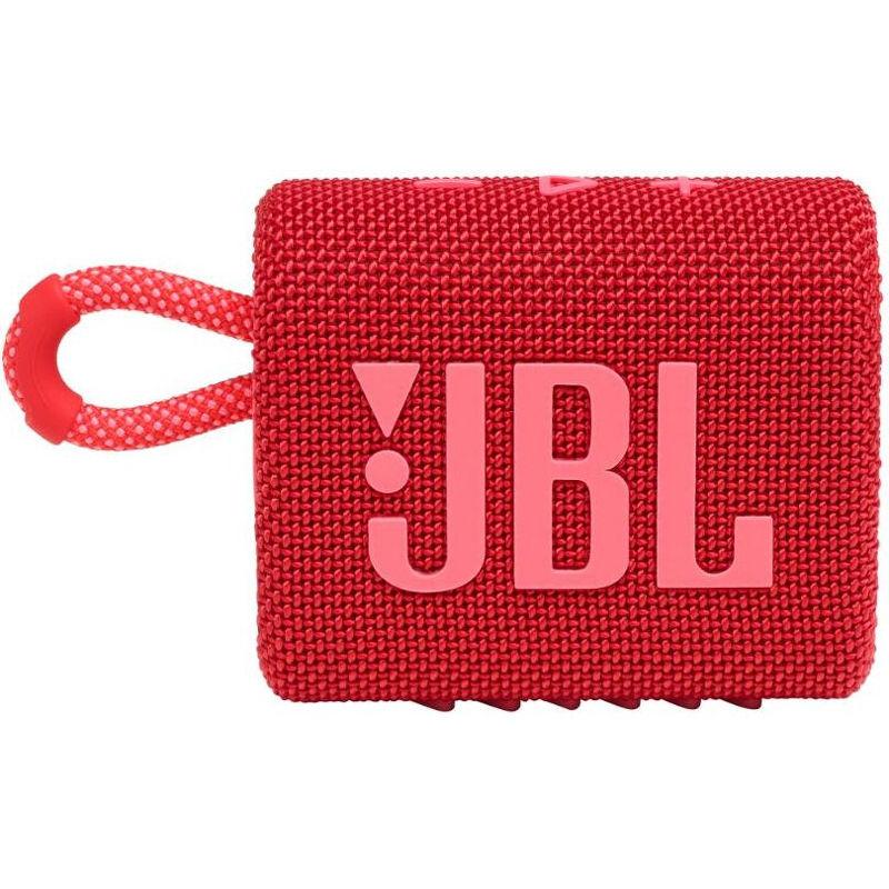 Портативная колонка JBL GO 3 красный