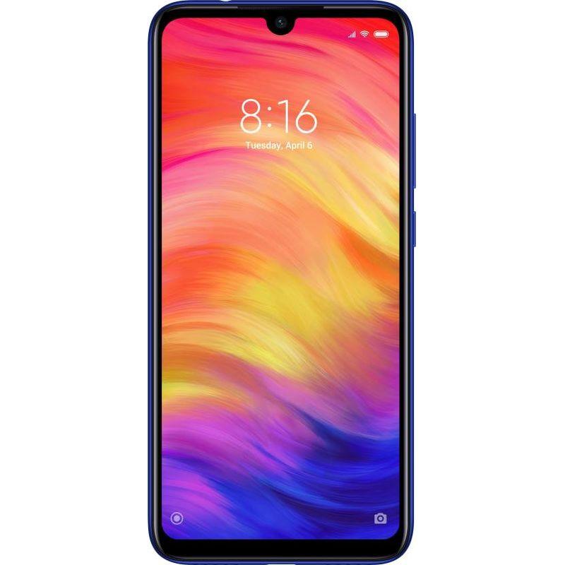 Смартфон Xiaomi Redmi Note 7 4/128 ГБ синий