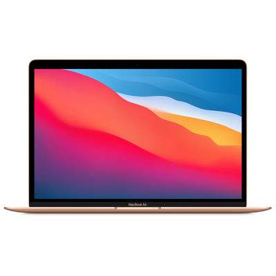 "13,3"" Ноутбук Apple MacBook Air M1/8/256 ГБ (MGND3RU/A) золотистый"