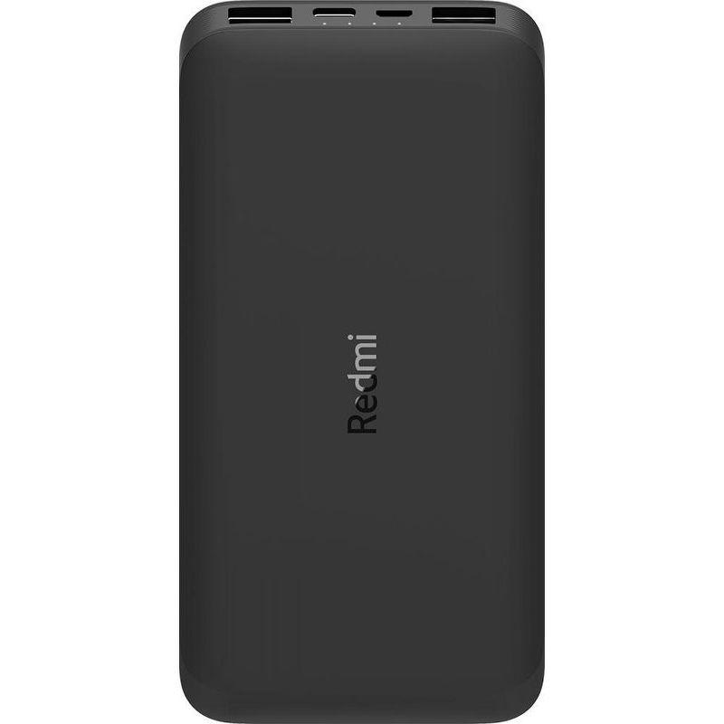 Портативный аккумулятор Xiaomi Redmi Power Bank 10000 mAh черный (PB100LZM)