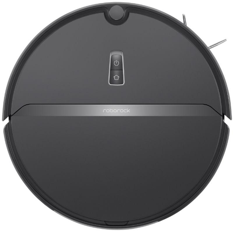 Робот-пылесос Xiaomi Roborock E4 черный