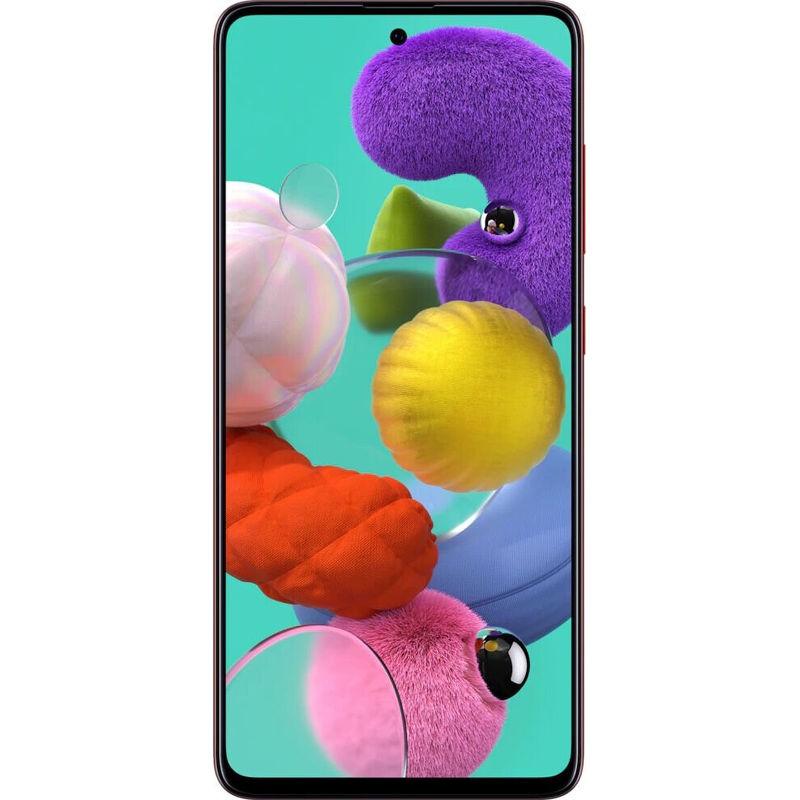Смартфон Samsung Galaxy A51 6/128 ГБ красный