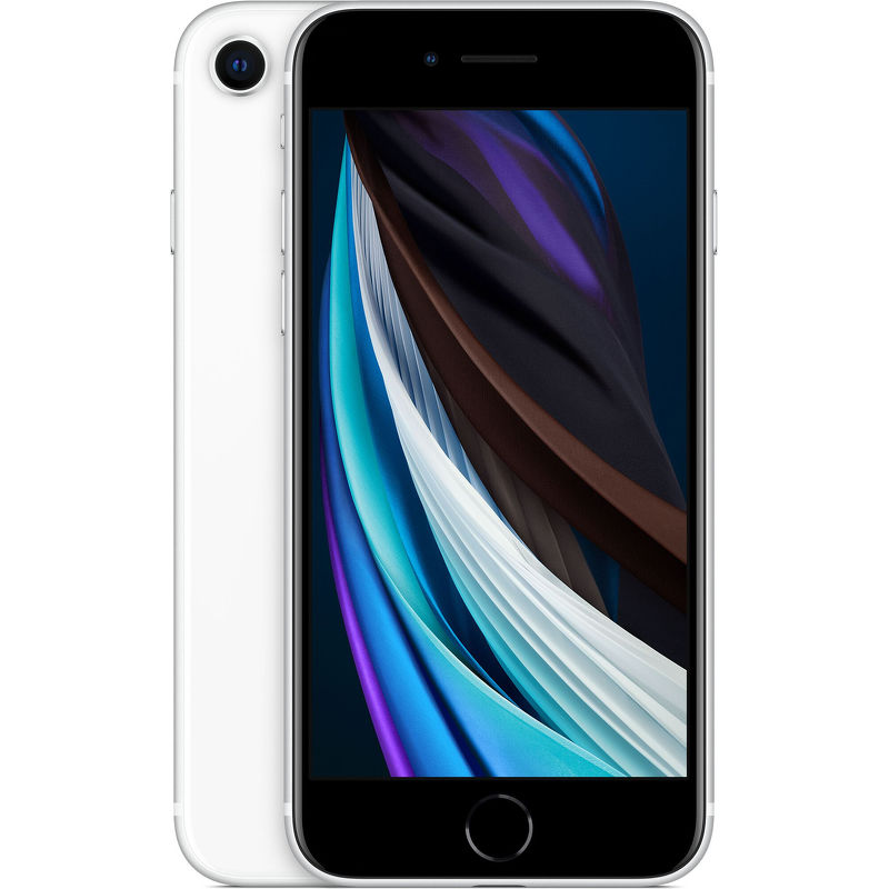 Смартфон Apple iPhone SE 2020 128 ГБ белый
