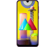 Смартфон Samsung Galaxy M31 6/128 ГБ красный