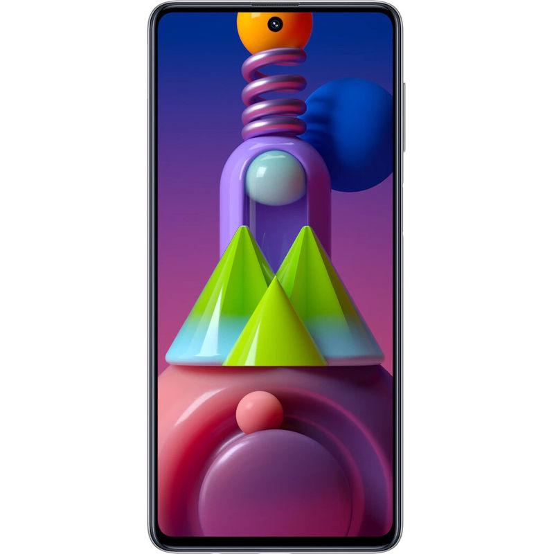Смартфон Samsung Galaxy M51 6/128 ГБ белый