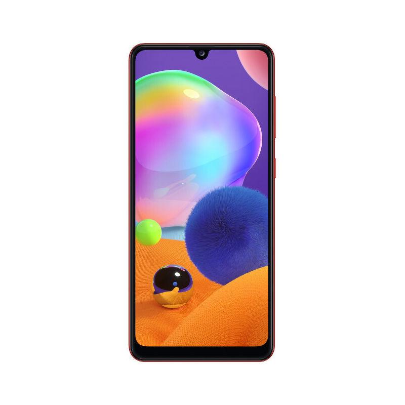 Смартфон Samsung Galaxy A31 4/128 ГБ красный