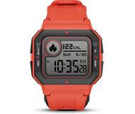 Смарт-часы Xiaomi Amazfit Neo оранжевый с оранжевым ремешком