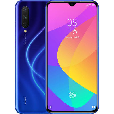 Смартфон Xiaomi Mi9 Lite 6/64 ГБ синий