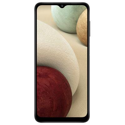 Смартфон Samsung Galaxy A12 3/32 ГБ черный