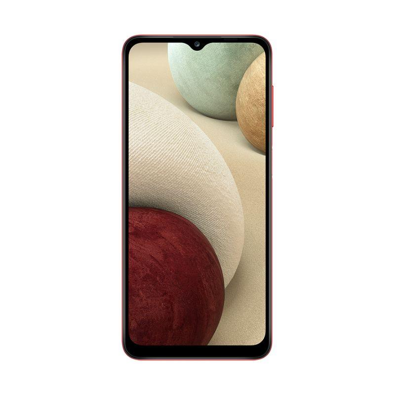 Смартфон Samsung Galaxy A12 3/32 ГБ красный