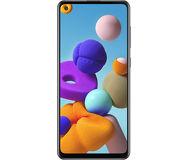Смартфон Samsung Galaxy A21s 3/32 ГБ черный