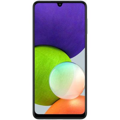 Смартфон Samsung Galaxy A22 4/64 ГБ зеленый