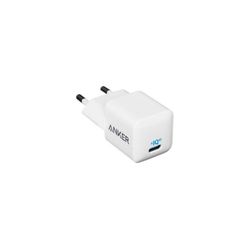 Адаптер питания Anker PowerPort 3 20W USB-C белый A2631G21